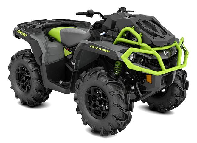 Quad-Can-Am-Outlander-X-MR-650