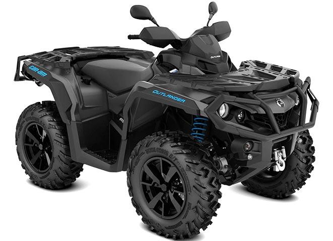 Quad-can-am-outlander-xt-650-t